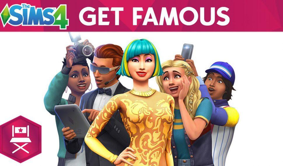 Tráiler del nuevo DLC de Los Sims 4 ¡Rumbo a la Fama!