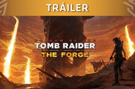 """Shadow of the Tomb Raider muestra el nuevo tráiler de DLC """"La Fragua"""""""