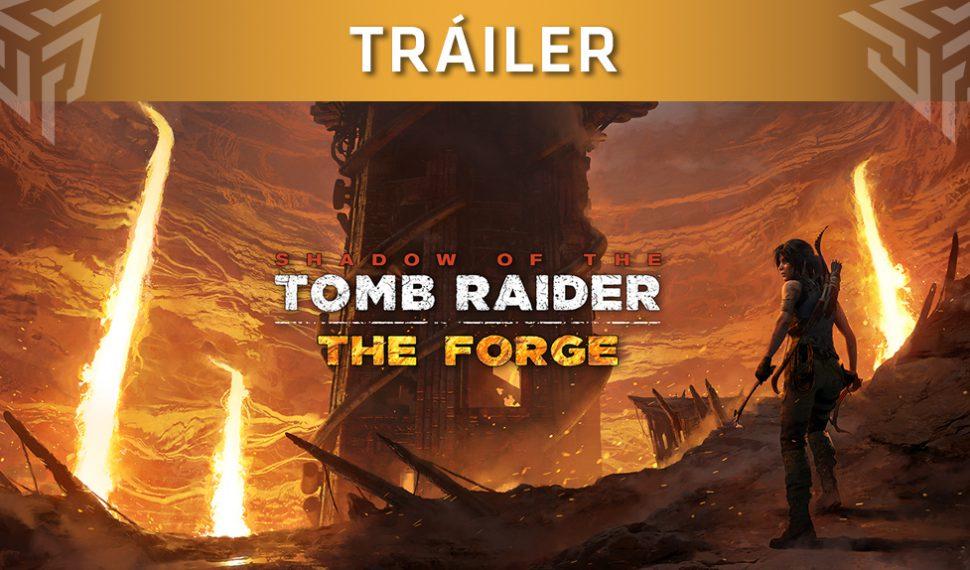 Shadow of the Tomb Raider muestra el nuevo tráiler de DLC «La Fragua»