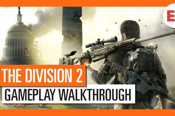 Ubisoft ofrece nueva información sobre las armas y talentos de The Division 2