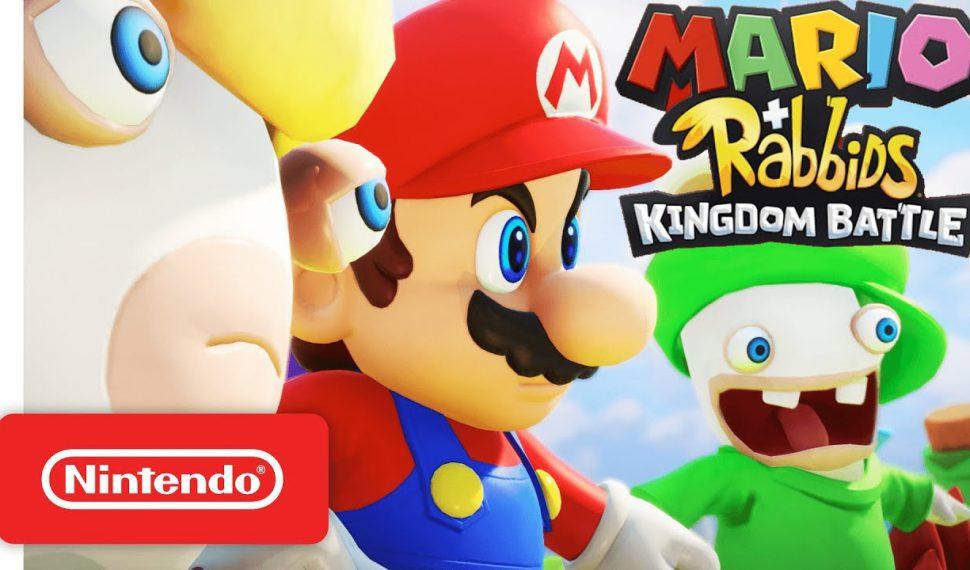 Un modo Battle Royale en la secuela de Mario + Rabbids Kingdom Battle es posible