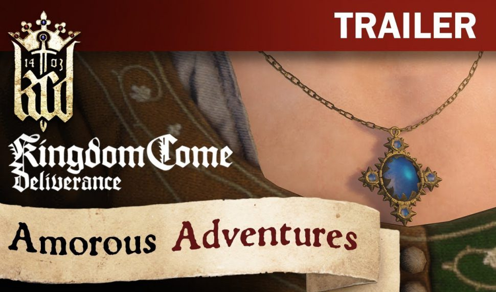 Ya está disponible el nuevo DLC de Kingdom Come Deliverance