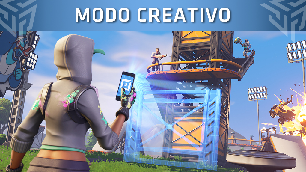 modo creativo fortnite