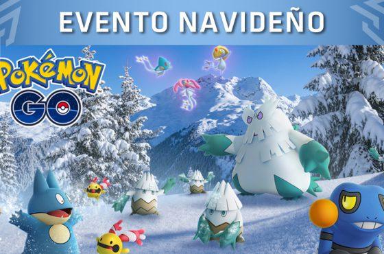 Niantic detalla el contenido del Evento de Navidad de Pokémon Go