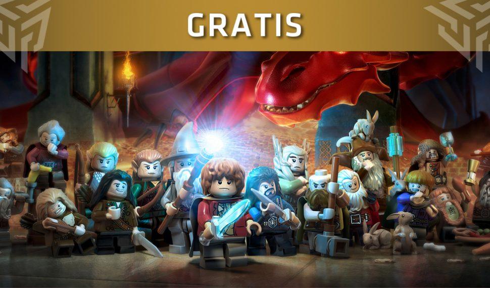 LEGO: El Hobbit gratuito por tiempo limitado en Humble Store