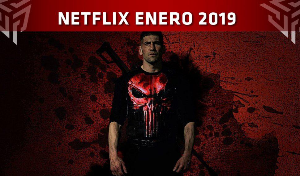 Todos los estrenos de Netflix en enero de 2019