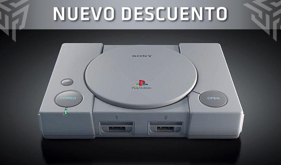 PlayStation Classic vuelve a reducir su precio