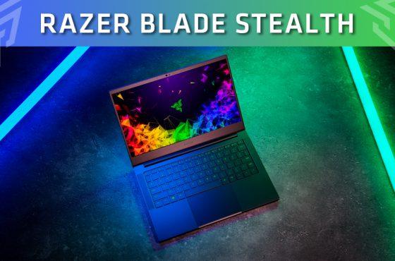 Razer se redefine con su nuevo portátil 'Razer Blade Stealth'