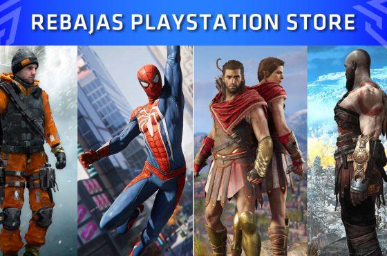 PlayStation Store presenta sus rebajas de enero