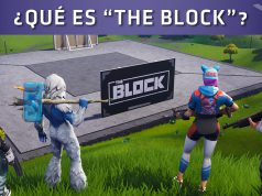fortnite battle Royale the block