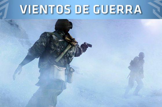 """Todo sobre """"Vientos de Guerra"""" el primer evento de Battlefield V"""