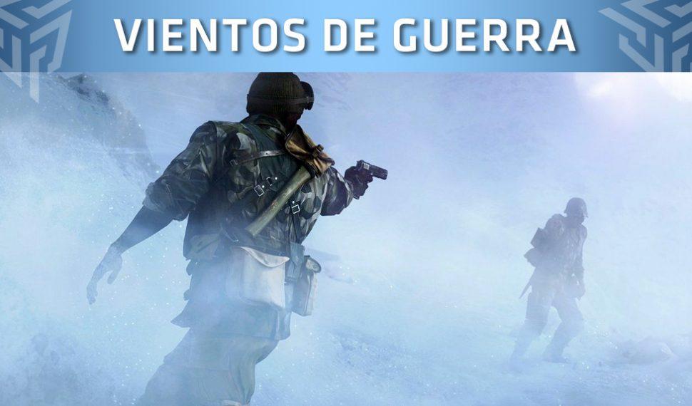 Todo sobre «Vientos de Guerra» el primer evento de Battlefield V