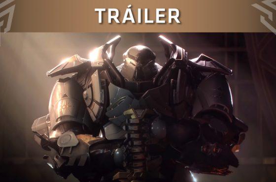 Anthem presenta la 'Legión del Alba' en su nuevo tráiler