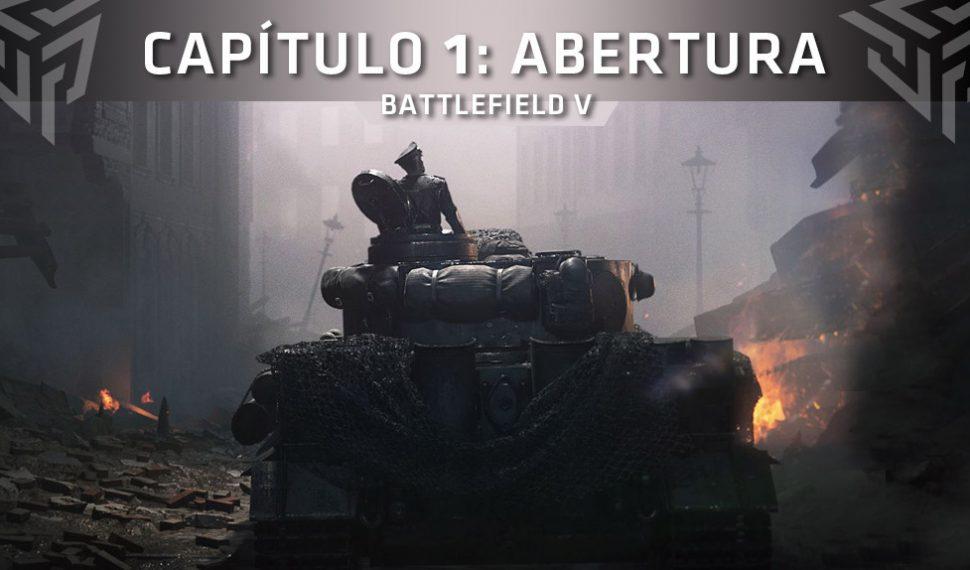 """Así es """"Abertura"""" la primera gran actualización de Battlefield V"""