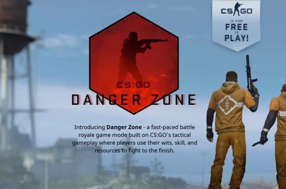 Counter Strike Global Offensive presenta su modo Battle Royale