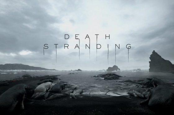 Hideo Kojima podría haber dado pistas sobre el lanzamiento de Death Stranding