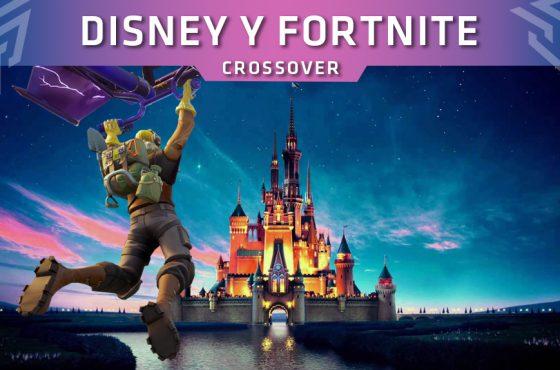Epic Games y Disney llegan a un acuerdo para introducir skins en Fortnite: Battle Royale