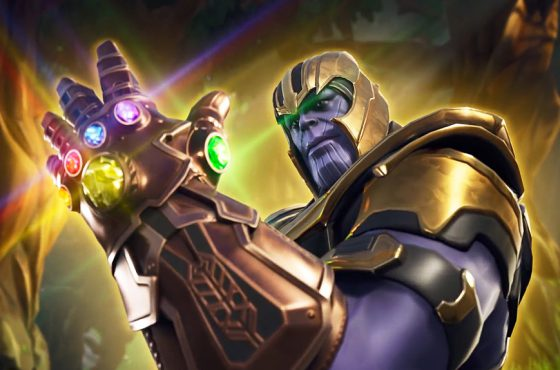 Thanos podría volver a Fortnite: Battle Royale
