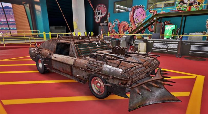 tráiler Grand Theft Auto V arena war
