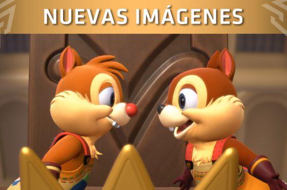 Kingdom Hearts III muestra nuevas imágenes de arte y capturas de pantalla