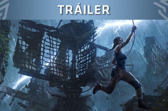 Shadow of the Tomb Raider presenta el tráiler de 'El Pilar', segundo DLC del videojuego