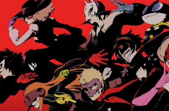 Atlus registra nuevos dominios para Persona 5