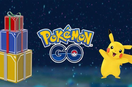 Pokémon Go: Los Pokémon de 4ª generación llegan con el Evento de Navidad