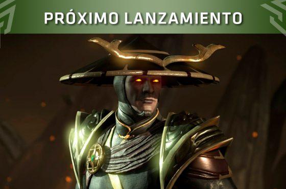 Mortal Kombat 11 ya es una realidad y ya tenemos fecha de lanzamiento