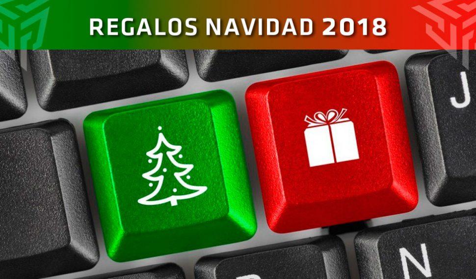 Los mejores regalos para hacer estas Navidades 2018