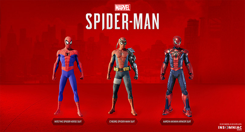 tercer dlc spider man