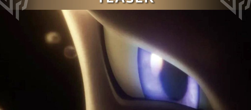 teaser Mewtwo Strikes Back Evolution