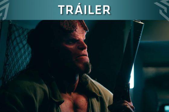 El reboot de Hellboy cuenta con un primer tráiler muy cañero