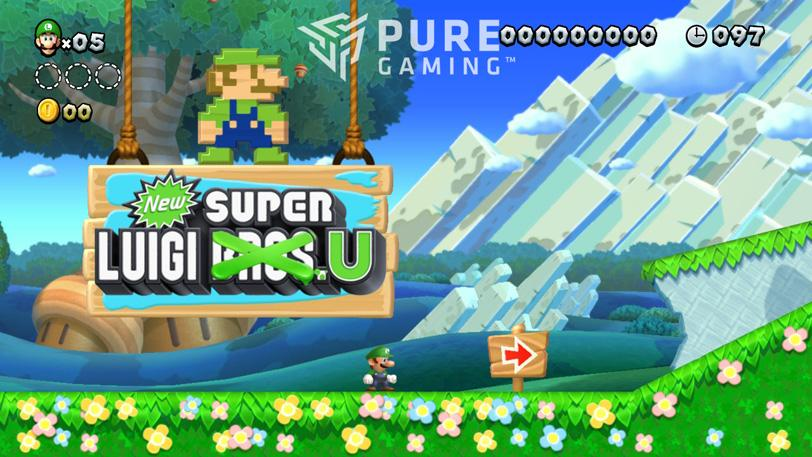 analisis new super mario bros u deluxe