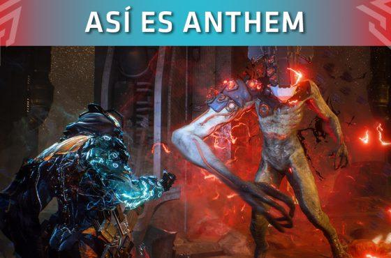 BioWare lanza la primera parte de la serie «Así es Anthem»
