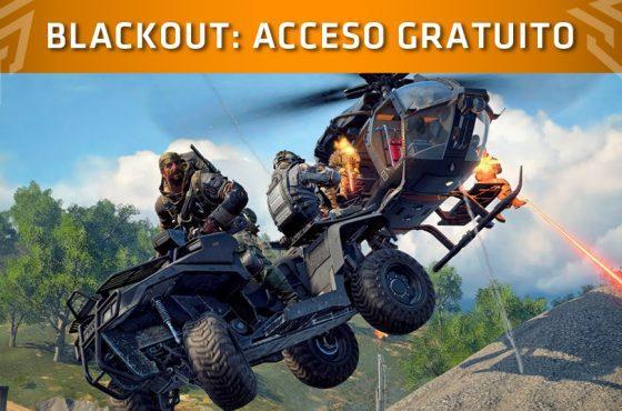 Call of Duty Black Ops 4: Blackout contará con acceso gratuito este fin de semana