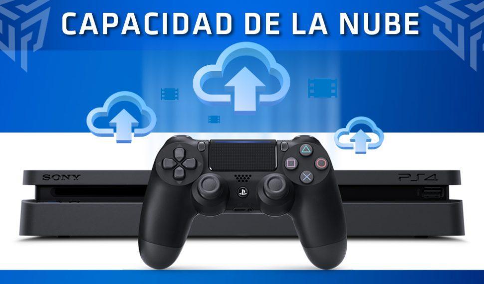 PlayStation Plus aumentará en febrero su capacidad en la nube hasta 100GB