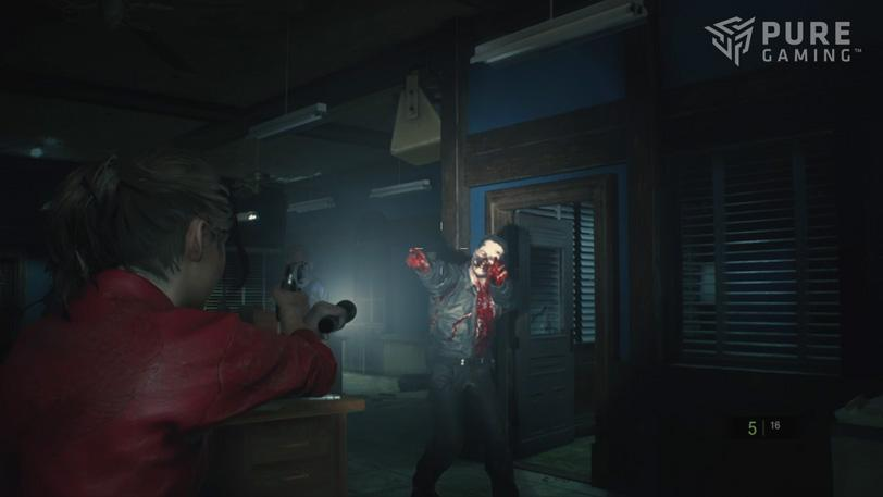 analisis resident evil 2