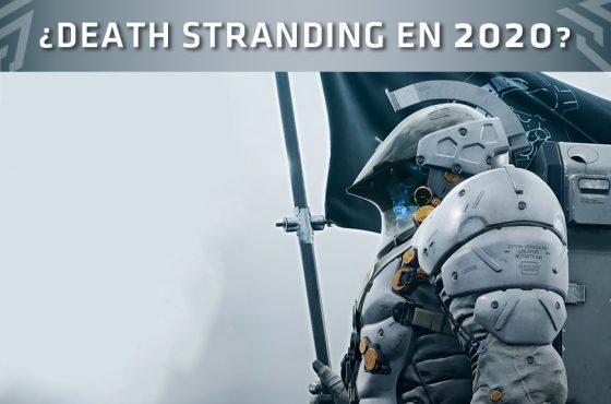 Las palabras de Kojima podrían alejar a Death Stranding de 2019