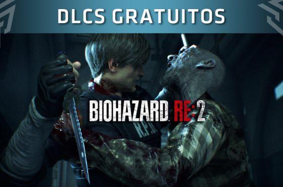 Resident Evil 2 Remake contará con DLCs gratuitos