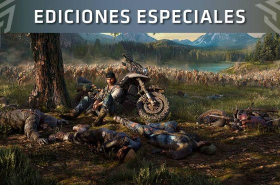 Estas son las ediciones que tendrá Days Gone