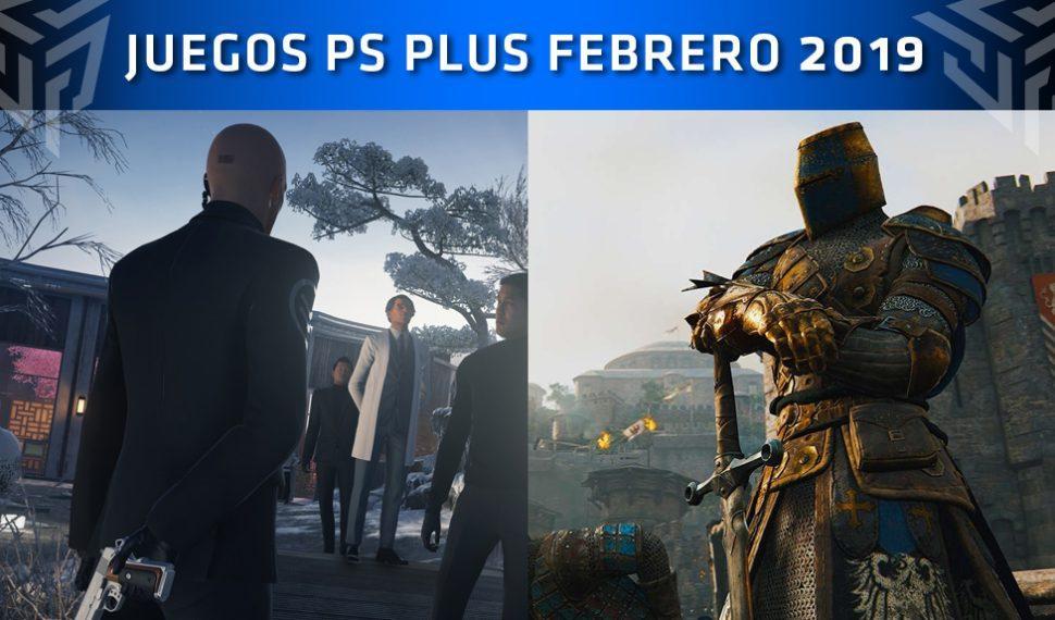 Juegos PlayStation Plus: febrero de 2019