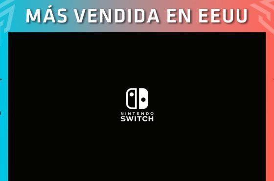 Nintendo Switch fue la consola más vendida en Estados Unidos durante 2018