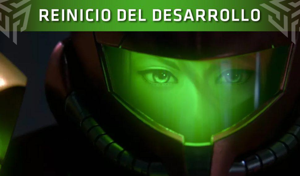 Metroid Prime 4 reiniciará su desarrollo de la mano de Retro Studios