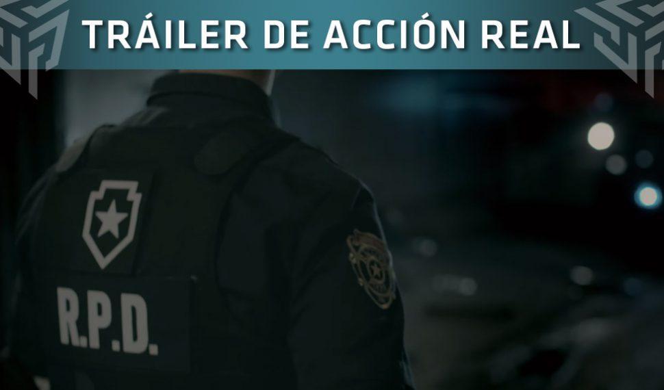 Resident Evil 2 Remake presenta un tráiler de lanzamiento de acción real