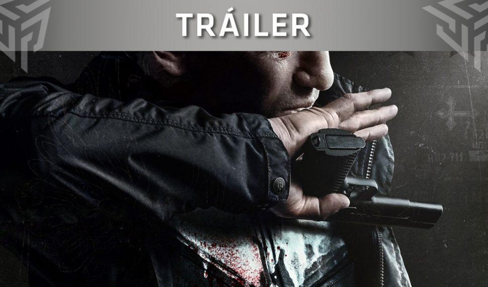 Netflix publica el tráiler de lanzamiento de The Punisher