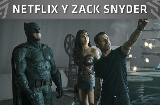 "Zack Snyder dirigirá ""Army of the Dead"" para Netflix"