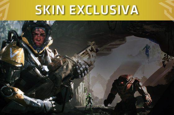 BioWare regalará una skin exclusiva de Anthem tras los problemas de la Demo VIP