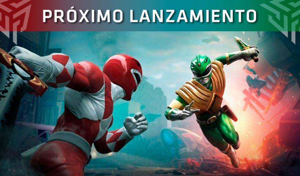 Anunciado el juego de lucha Power Rangers: Battle for the Grid