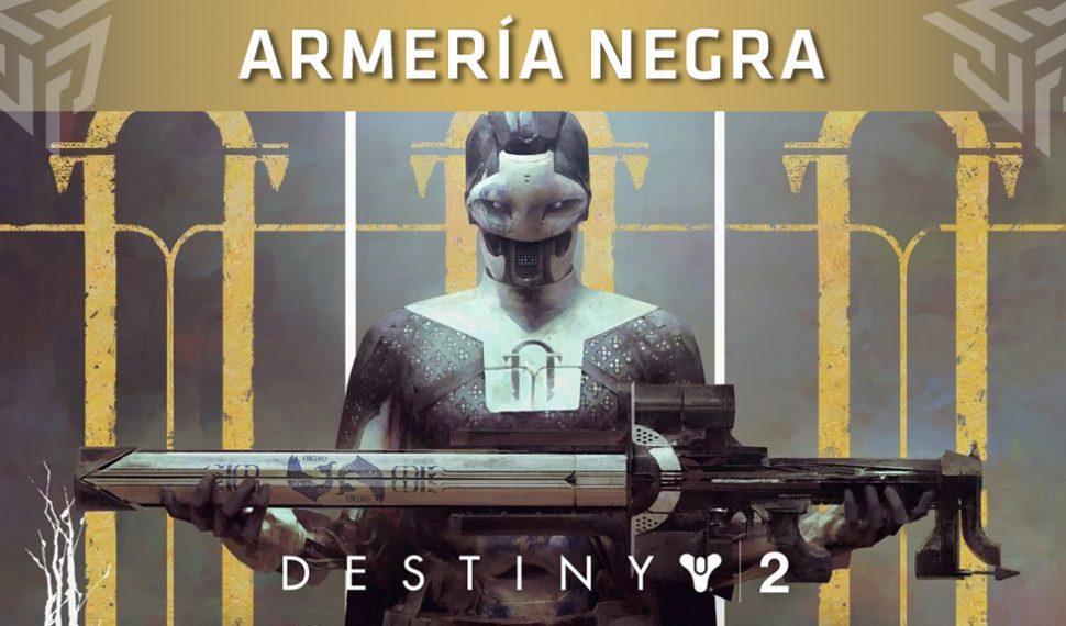 Bungie activa la 'Fragua Bergusia' de Destiny 2: Armería Negra
