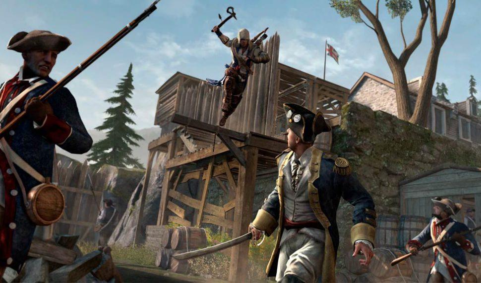 Assassin's Creed III aparece listado para Nintendo Switch